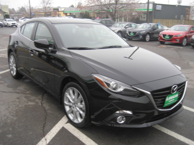new 2015 mazda mazda3 s grand touring s grand touring 4dr hatchback 6a in missoula 14218a. Black Bedroom Furniture Sets. Home Design Ideas